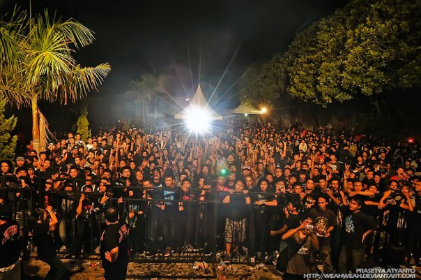 Psycroptic in Indonesia