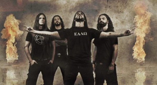 rotting christ is coming no clean singing