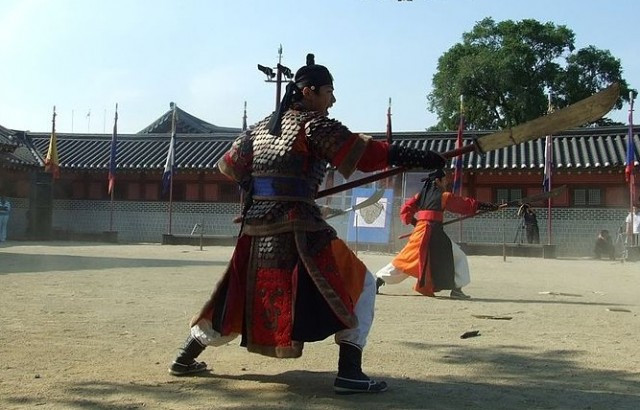 KOREAN METAL - NO CLEAN SINGING
