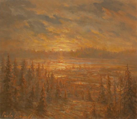 Girardi-Finnish landscape