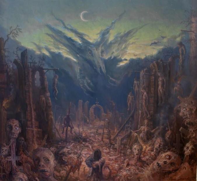 Blasphemophagher / Necroholocaust - Triumph Of Abominations