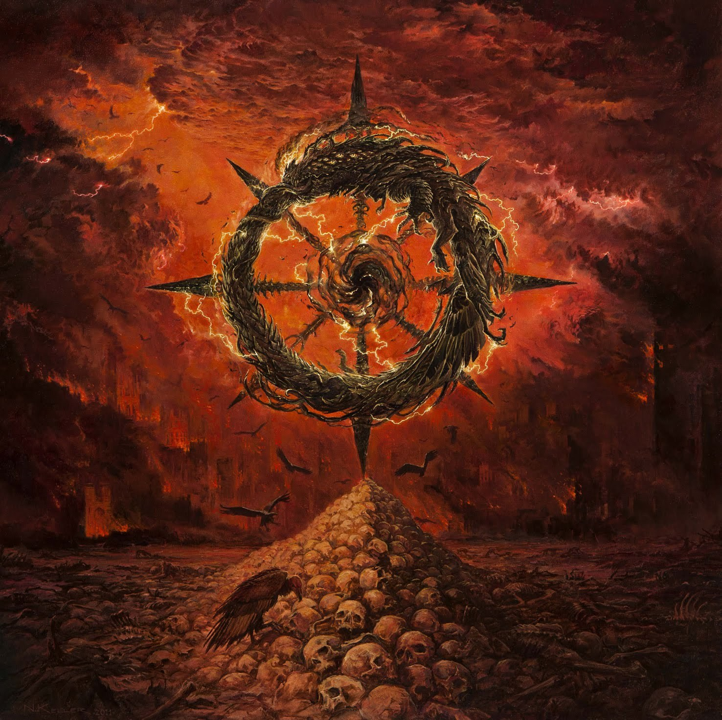 Heresiarch no clean singing