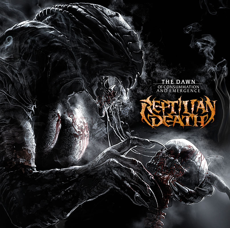 Brutal Death Metal Albums Cover