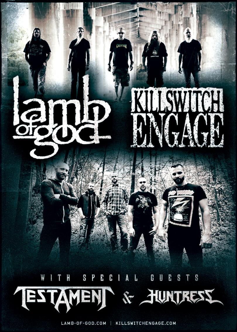 Gospel Tour Dates