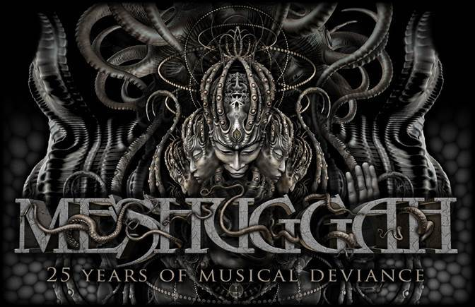 IN PRAISE OF... MESHUGGAH