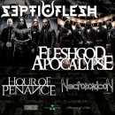 BOMBASTIC TOURISM: SEPTICFLESH, FLESHGOD APOCALYPSE, HOUR OF PENANCE, , NECRONOMICON