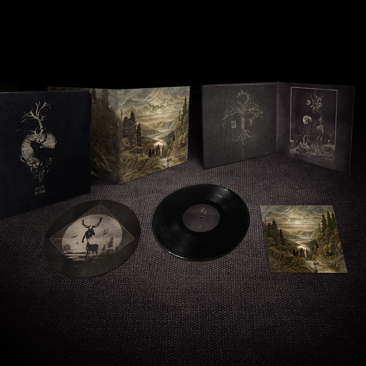 Blut Aus Nord - Memoria Vetusta I - Fathers Of The Icy Ages