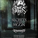 DARK FORTRESS / SECRETS OF THE MOON / SCHAMMASCH -- LIVE AT THE UNDERWORLD, OCT 20, 2014
