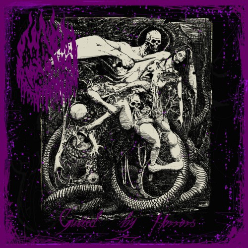 Death Vomit-Gutted By Horrors