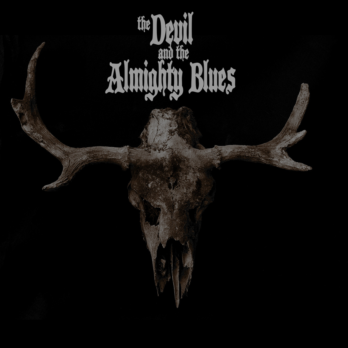 Devil: THE DEVIL AND THE ALMIGHTY BLUES: SELF-TITLED