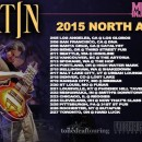 CONCERT REVIEW:  FELIX MARTIN AT THE PHOENIX HILL TAVERN, FEB. 21, 2015