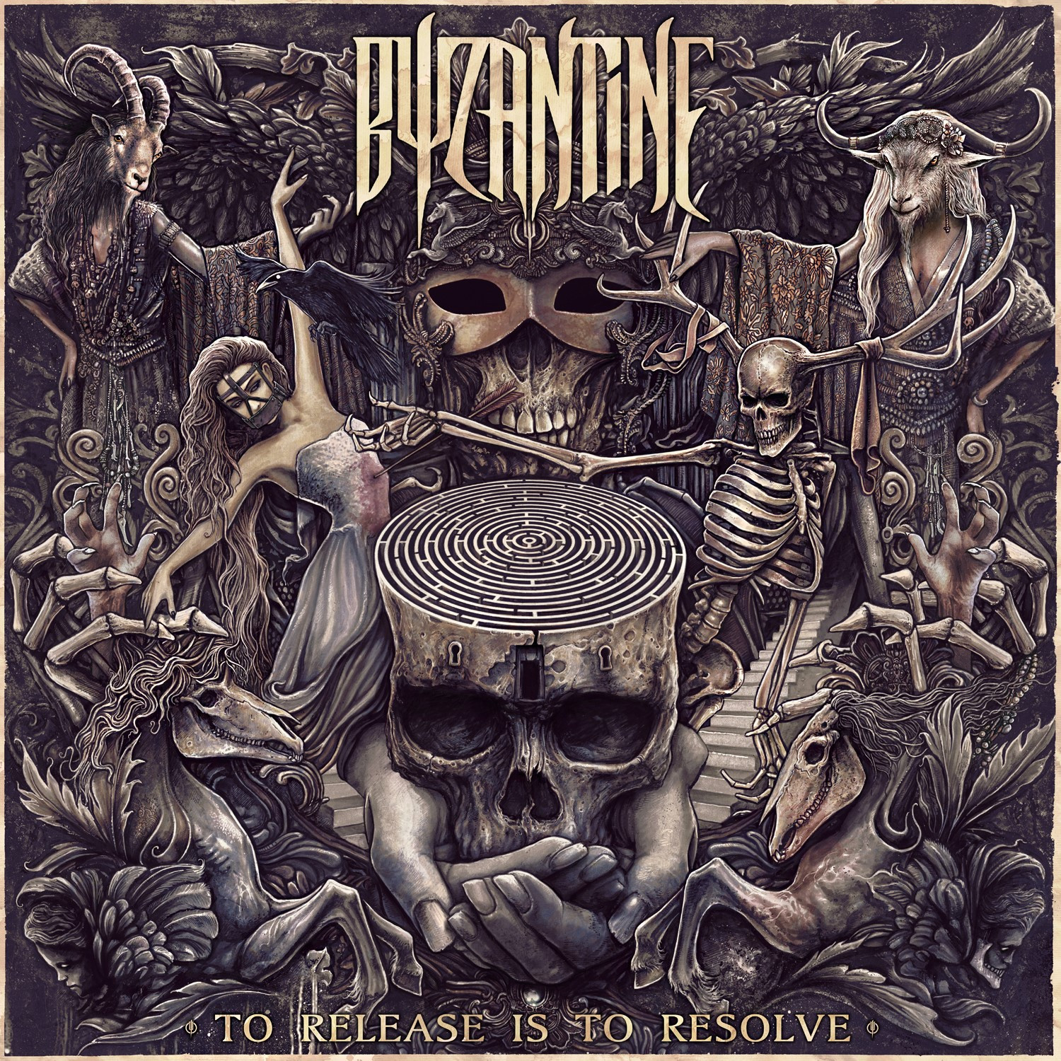 Byzantine-To Release Is To Resolve