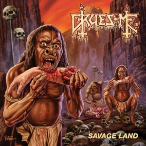 Gruesome-Savage Land