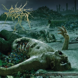 Cattle Decapitation-The Anthropocene Extinction