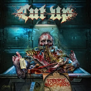 Cut Up-Forensic Nightmares