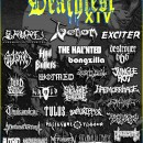 MARYLAND DEATHFEST 2016:  FIRST BANDS ANNOUNCED