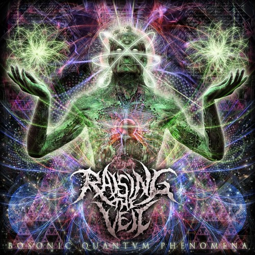 RAISING THE VEIL - 2015-CD-COVER