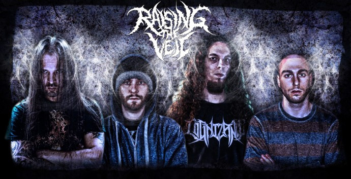 RAISING THE VEIL - BANDPIC 2015