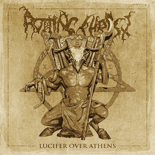 Rotting Christ-Lucifer Over Athens