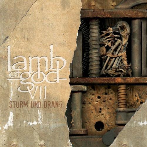 lamb of god-vii-sturm und drang