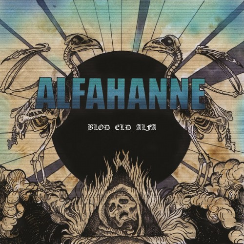 Alfahanne album cover