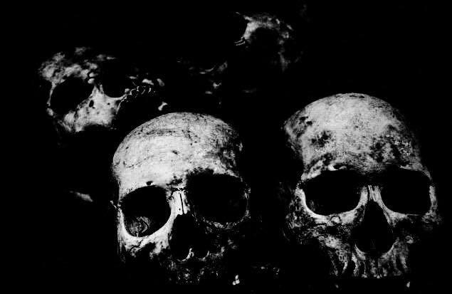 Altarage-skulls