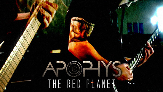 Apophys-The Red Planet