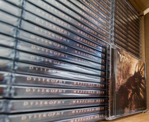 Dystrophy-Wretched Host CDs