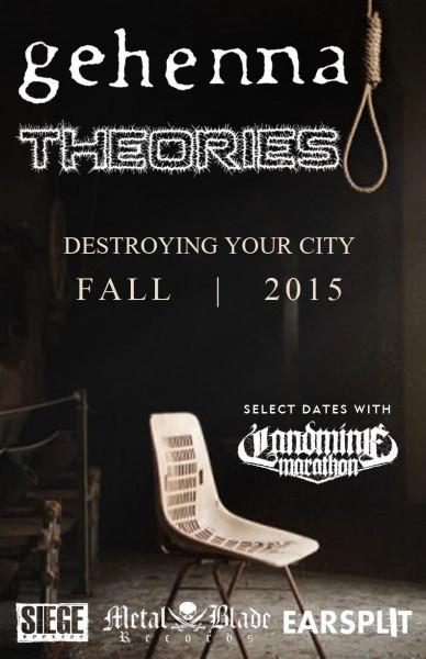Gehenna-theories tour