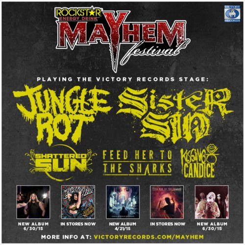 Mayhem victory records stage