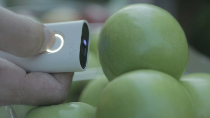 SCiO Scaninng Apple2