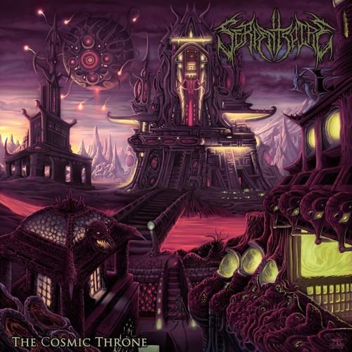 Serpentshire-The Cosmic Throne