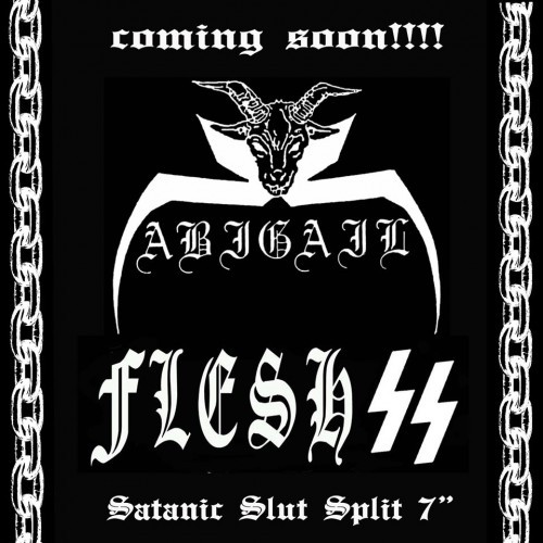 Abigail-Flesh SS aplit announcement