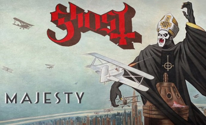 Ghost-Majesty