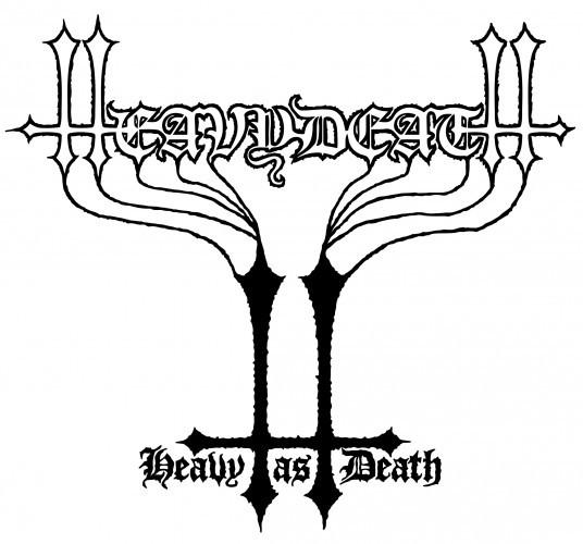 Heavydeath logo