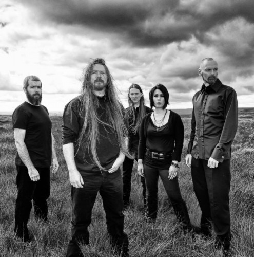 My Dying Bride 2015