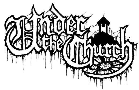 Under the Church logo