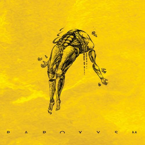 Plague Rider-paroxysm cover