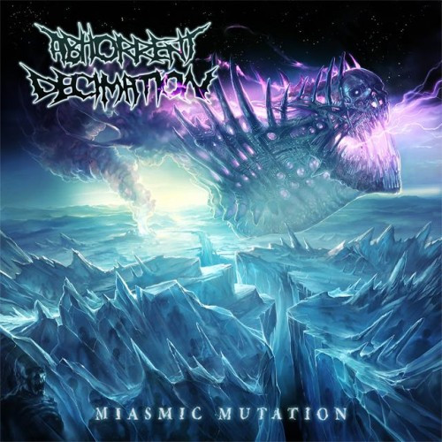 Abhorrent Decimation-cover