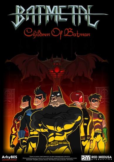 Batmetal-Children of Batman