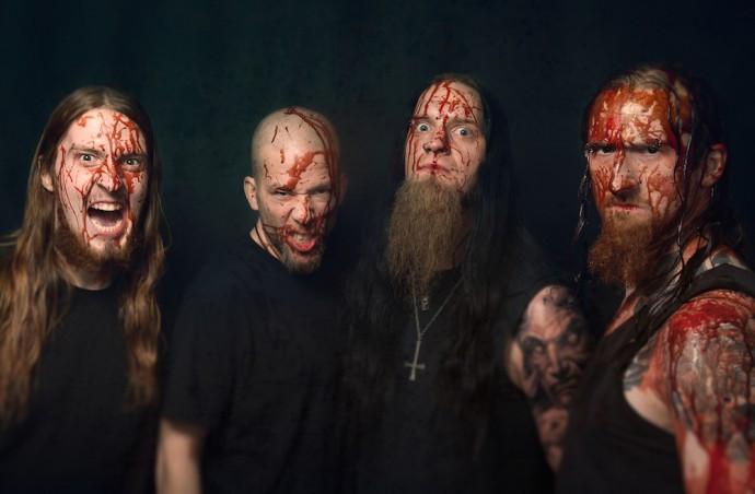 Bleed-band photo