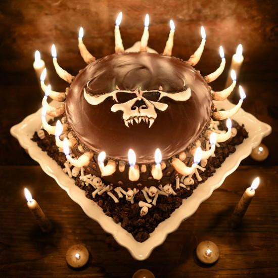 Danzig birthday cake