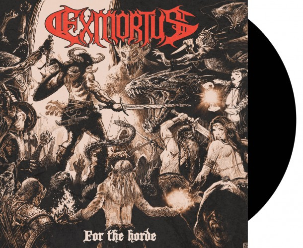 Exmortus-For the Horde