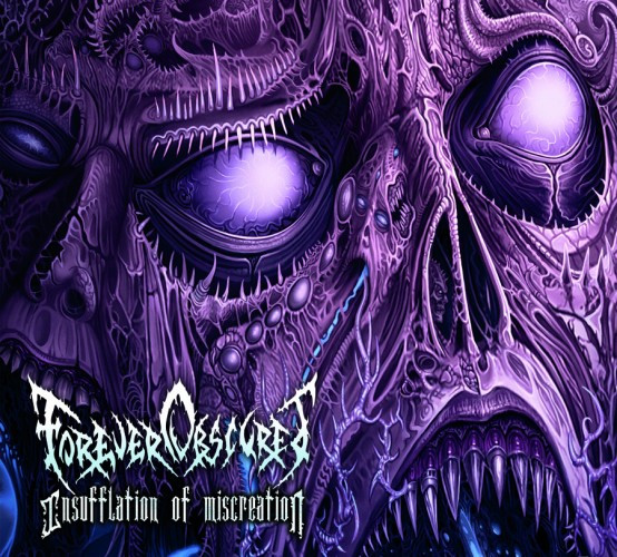 Forever Obscured-cover