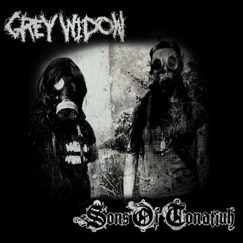 Grey Widow-Sons of Tonatiuh