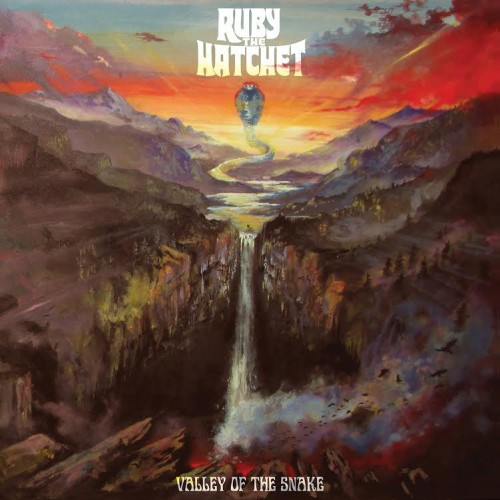 Ruby the Hatchett-Valley of the Snake