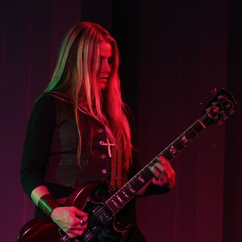 Liz Buckingham-Electric Wizard