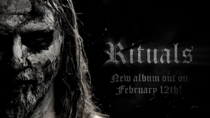 Rotting Christ-Rituals announcement