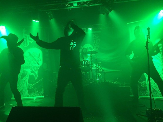The Infernal Sea live-photo by Mike Russell