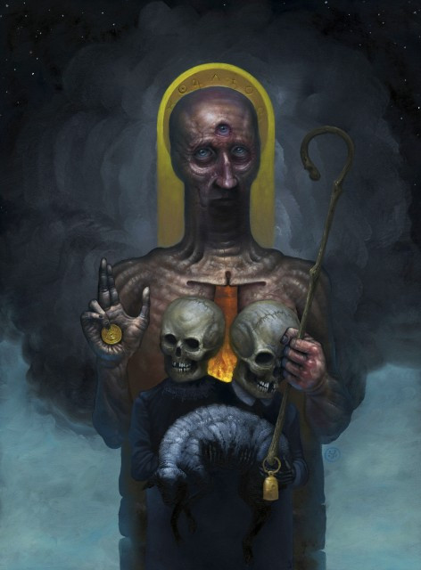 Ur Draugr-Jeff Christensen-The Shepherd